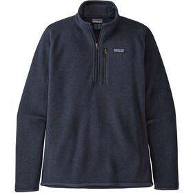 Patagonia Better Sweater 1/4 Zip Men, new navy